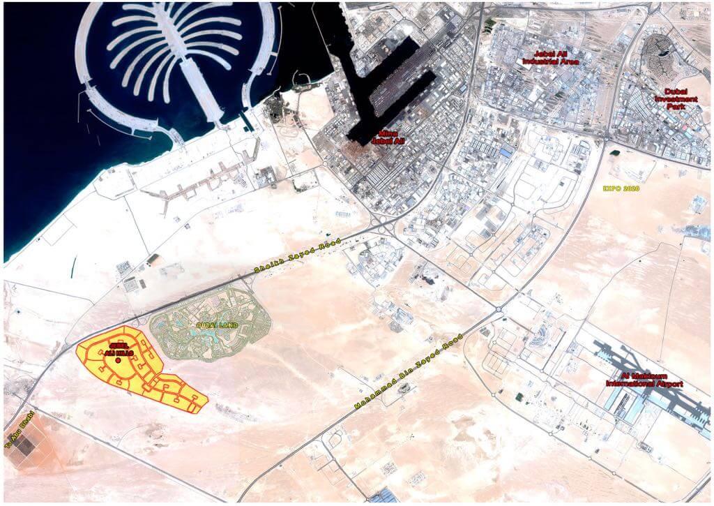 Jebel Ali Hills Development Plot