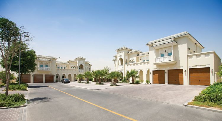 Al Furjan Townhouses