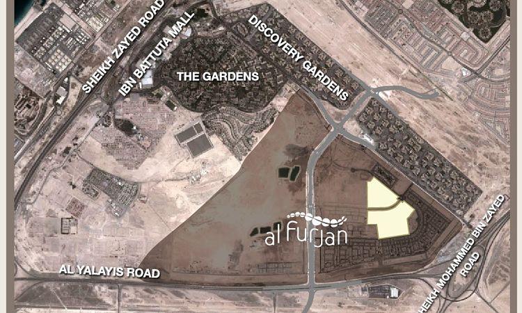 Al Furjan Villas