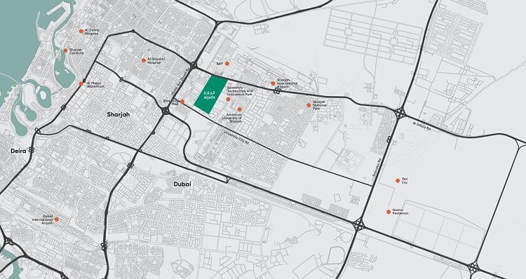 Sarab Townhouses (Phase 1)