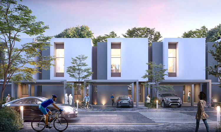 Sarab Townhouses (Phase 1)