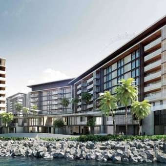 Bluewaters Residences Building 9