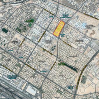 Al Qusais Residences Plot