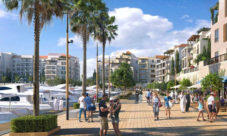 La Rive Residences at Port De La Mer | Meraas Holding