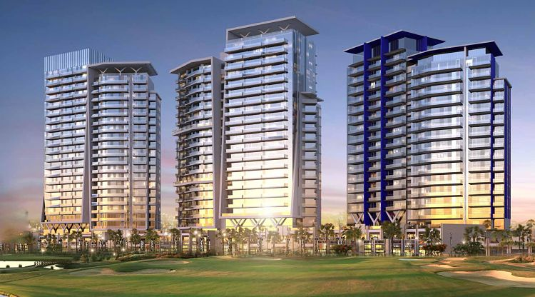 Kiara Furnished Apartments in Damac Hills | Damac Properties