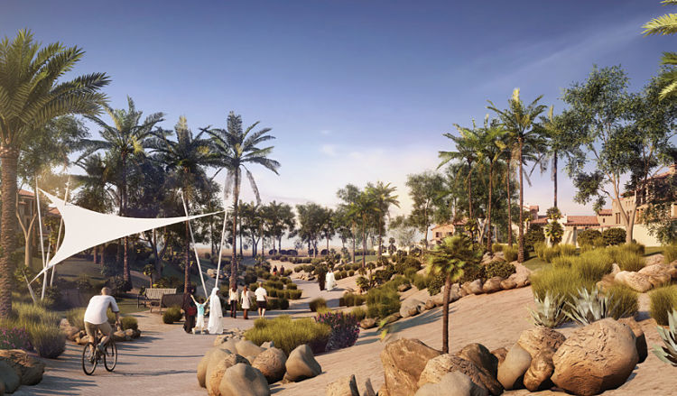 Mira Oasis by Emaar - Amenities