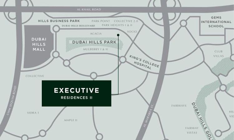 Executive Residences II