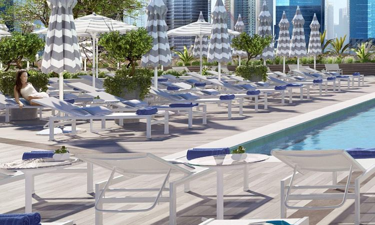 Rove Hotel Apartments in City Walk | Emaar Properties