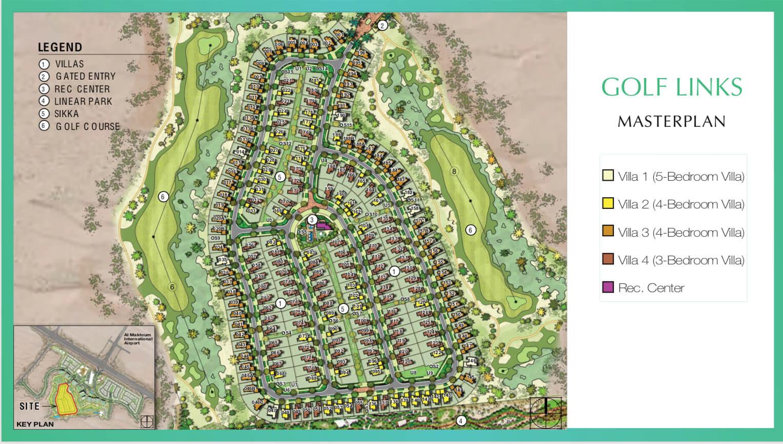 Golf Links Villas