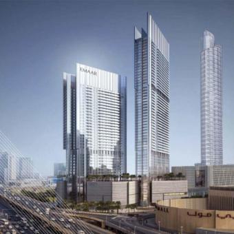 Vida Dubai Mall Apartments