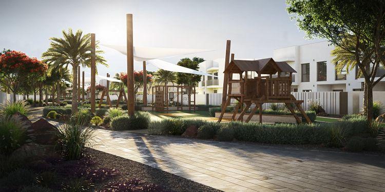 The Cedars in Yas Acres| Aldar Properties