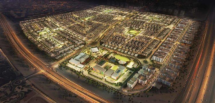 Dubailand Oasis by Dubai Holding | Villas & Townhouses Plots in Dubailand Oasis