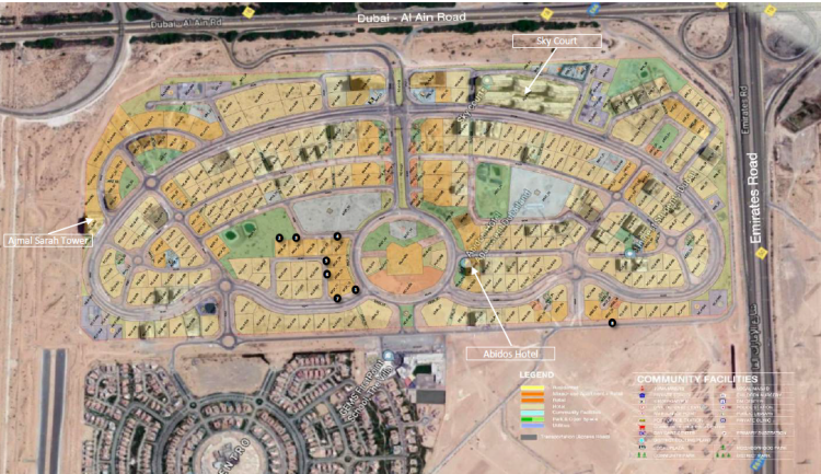 Dubailand Residence Complex Plot by Dubai Holding | Residential & Mixed Use Plots