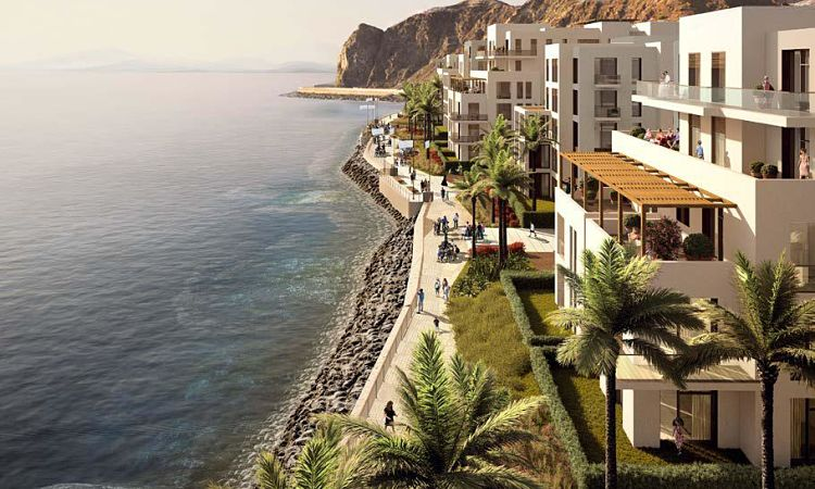 Address Residences Fujairah Resort + Spa in Fujairah City | Eagle Hills UAE