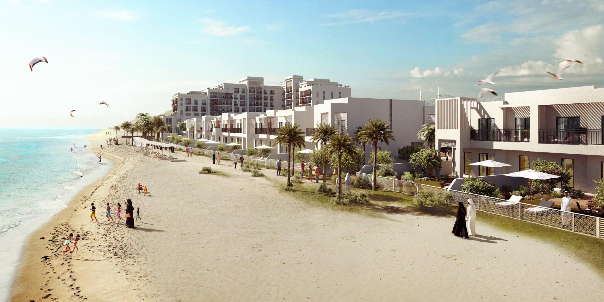 شاطئ الفجيرة