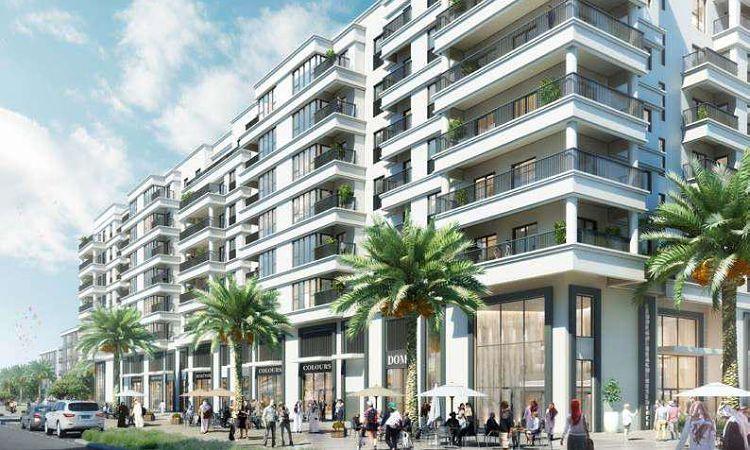 Indigo Beach Residence in Maryam Island | Eagle Hills UAE