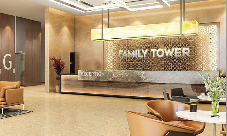 Family Tower by FAM Holding | Elegant Apartments in Sharjah