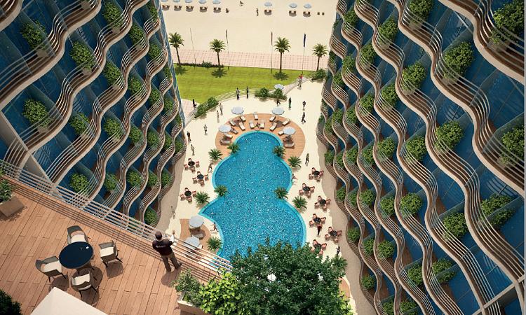 Al Mahra Resort | Hotels in Al Marjan Island in Ras Al Khaimah | High ROI!