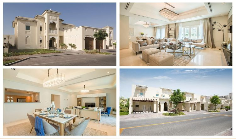 Al Furjan Villas & Townhouses - Interior
