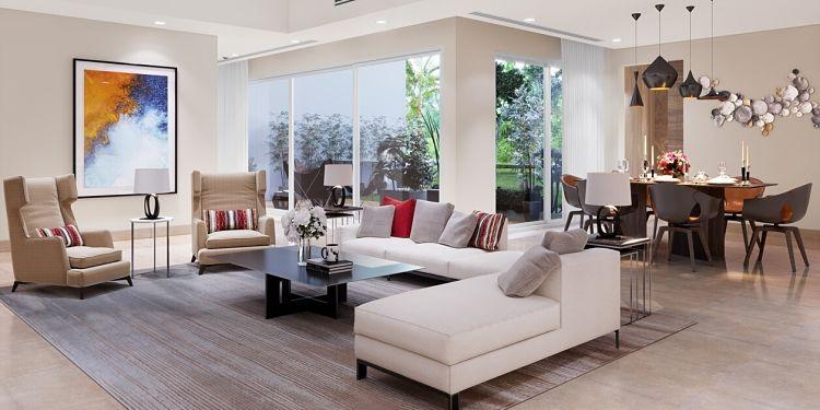 Al Narjis Townhouses Phase 3 in Al Zahia | Best Residences in Sharjah