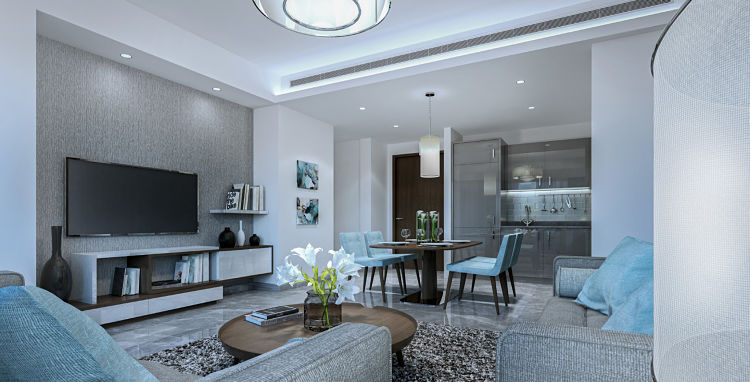 Sobha Creek Vistas by Sobha Group | Luxury Apartments in Sobha Hartland