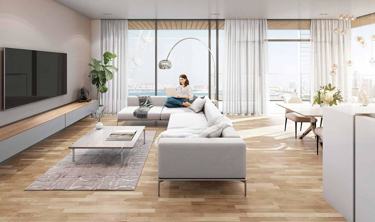 Bluewaters Residences Building 9 at Jumeirah Beach Residence | Meraas Holding