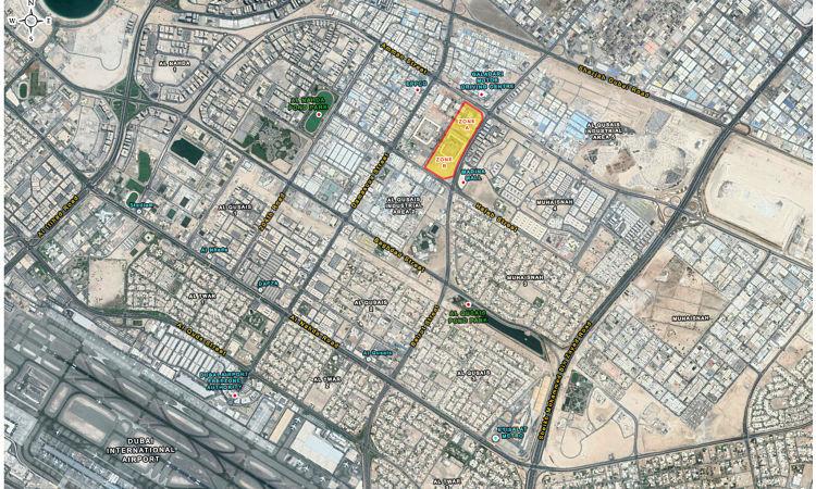 Al Qusais Residences Plot in Al Qusais | Meraas Holding