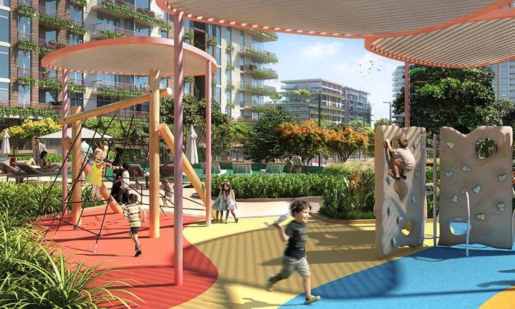 Central Park at City Walk | Meraas Holding Dubai