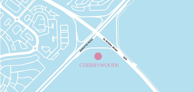 Cherrywood Villas in Dubailand Meraas Holding