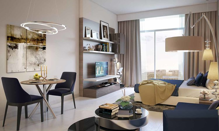 Amora in Golf Verde by Damac | Luxury Apartments in Dubailand