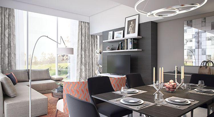 Kiara Furnished Apartments in Damac Hills | Damac Properties