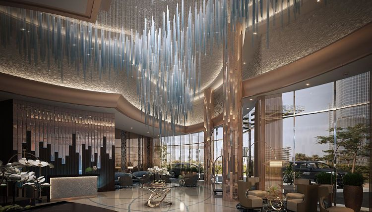 The Distinction in Downtown Dubai | Damac Properties