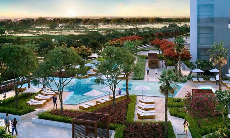 Radisson Hotel Residential Apartments in Damac Hills | Damac Properties