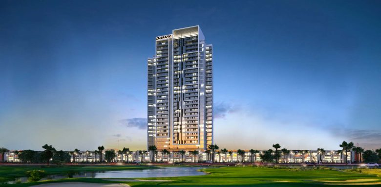 Carson Towers | Luxury Apartments in DAMAC Hills