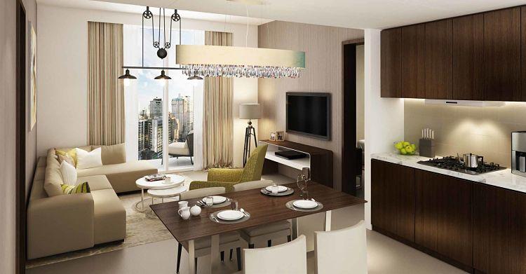 Reva Heights Residential Tower  Damac Properties
