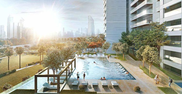 Reva Heights - swimming Pool