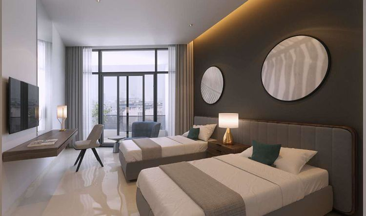 Prive by DAMAC | Luxury Hotels Serviced Apartments in Business Bay