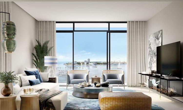 Seashore Residences at Mina Rashid   Emaar Properties