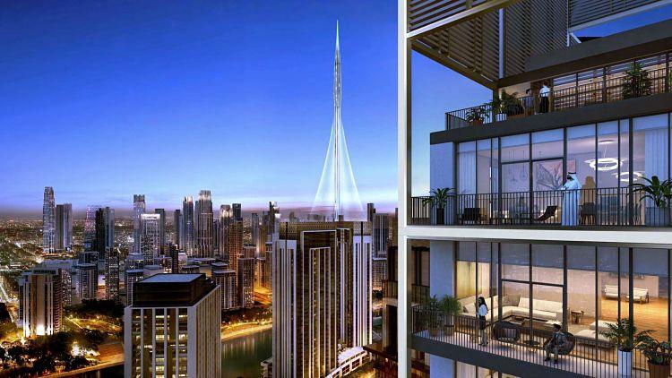 Creek Edge in Dubai Creek Harbour | Emaar Properties
