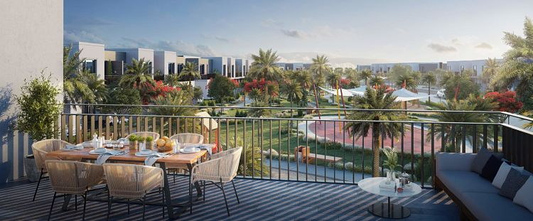 Expo Golf Villas is a recent residential development comprising of luxury villas close to Emirates Golf Club by Emaar Group Properties.