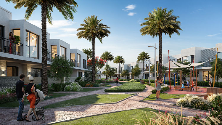 Expo Golf Villas Phase 2 in Emaar South | Emaar Properties