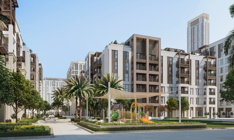 Summer Creek Beach in Dubai Creek Harbour | Emaar Properties
