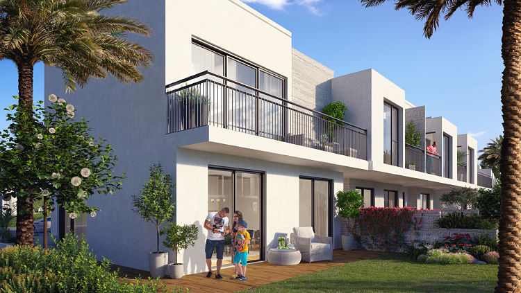 Expo Golf Villas Phase 2 in Emaar South | Emaar Properties