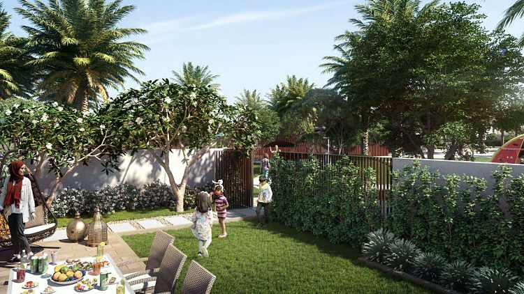 Joy Townhouses at Arabian Ranches III | Emaar Properties