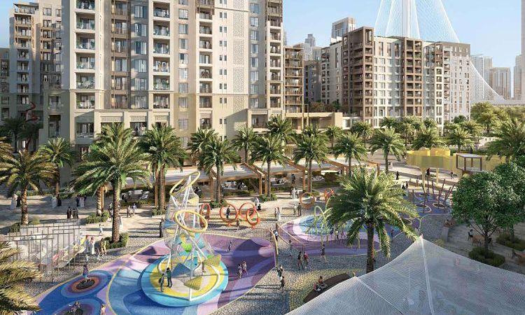 Bayshore at Creek Beach in Dubai Creek Harbour | Emaar Properties