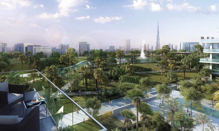 Mulberry Apartments in Dubai Hills Estate | Emaar Properties