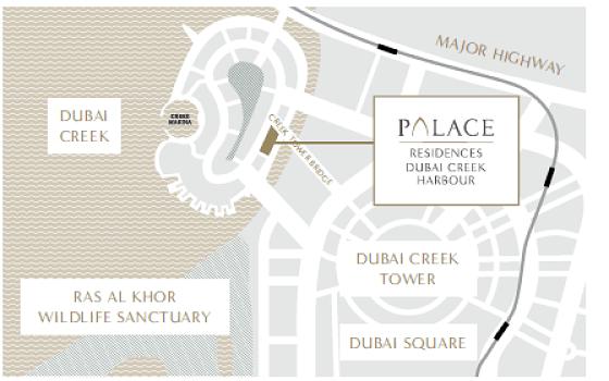 Palace Residences in Dubai Creek Harbour | Emaar Properties