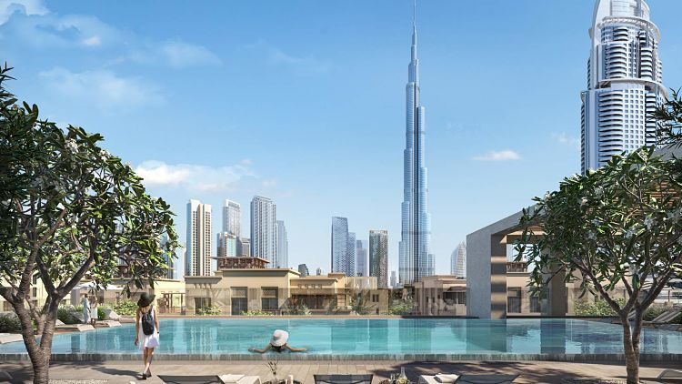 Burj Royale is a magnificent residential development comprising of 1BR, 2BR & 3BR apartments in Downtown Dubai by Emaar Properties.