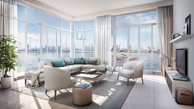 The Cove Apartments (B2) is a residential development comprising of lavish 1BR, 2BR & 3BR apartments in Dubai Creek Harbour by Emaar Properties.