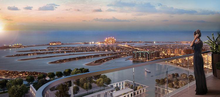 Marina Vista at Emaar Beachfront Dubai Harbor| Emaar Properties